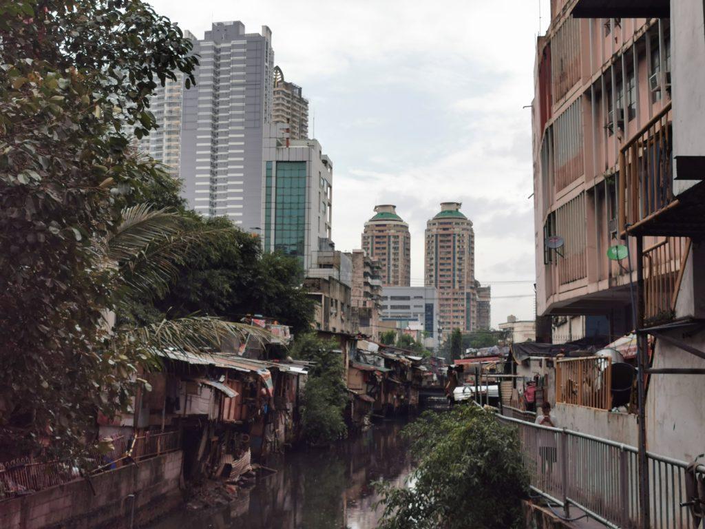Manila, orașul contrastelor