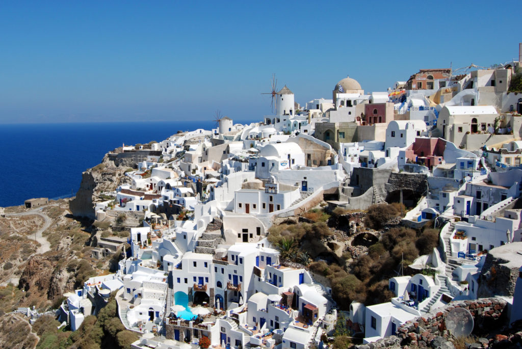 """Grecia dorește implementarea unui """"Pașaport de sănătate"""" pentru turiști"""