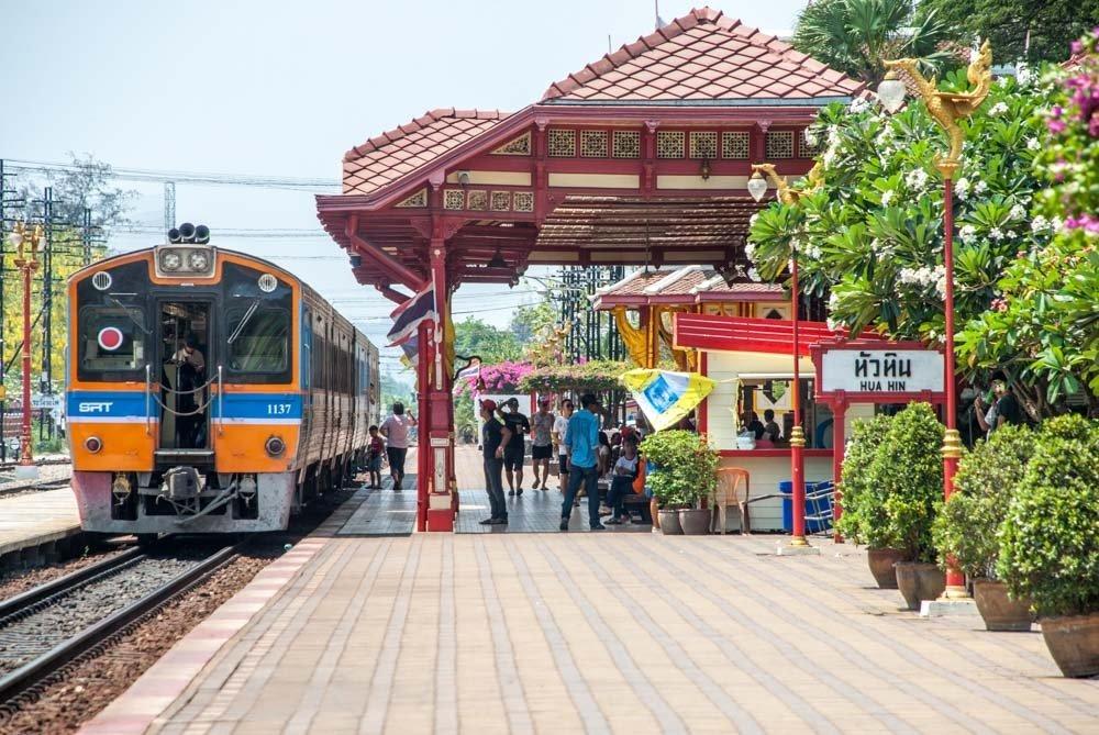 Hua Hin, Golful Thailandei