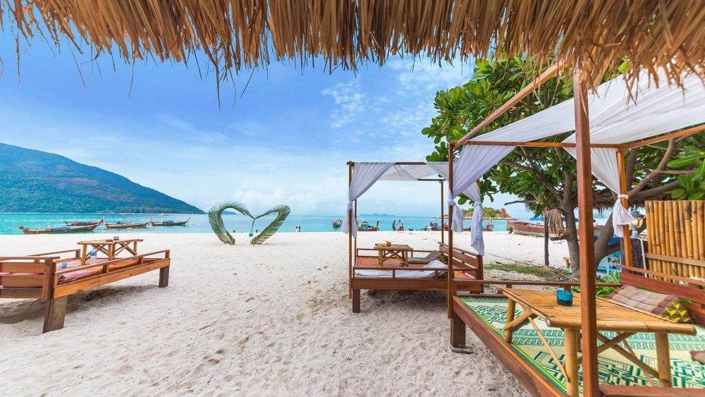 Koh Lipe, Coasta Mării Andaman
