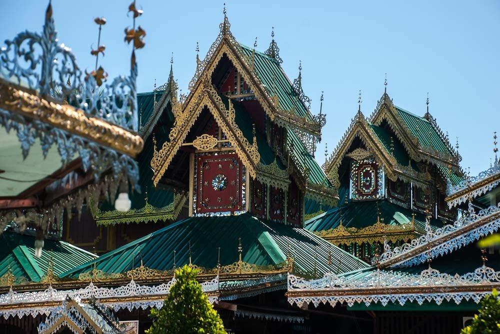 Mae Hong Son, Thailanda de Nord